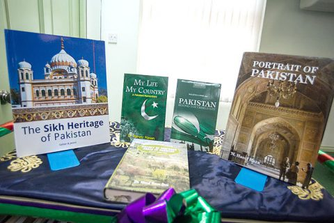 THE Acting High Commissioner of the Islamic Republic of Pakistan to Brunei Darussalam, Ahmed Ali Sirohey, donated 113 books to the Universiti Islam Sultan Sharif Ali (UNISSA) library